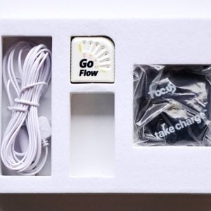 Go Flow Try tDCS - Stimulator, Cable & Pads-0