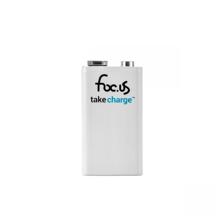 focus go flow 9v battery