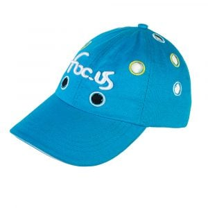 Go Flow Sports Cap Side view