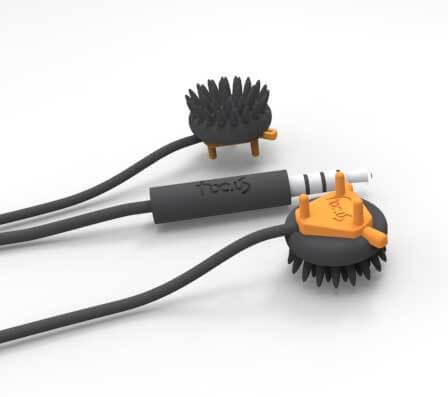 foc.us Dry Active EEG+ Electrodes